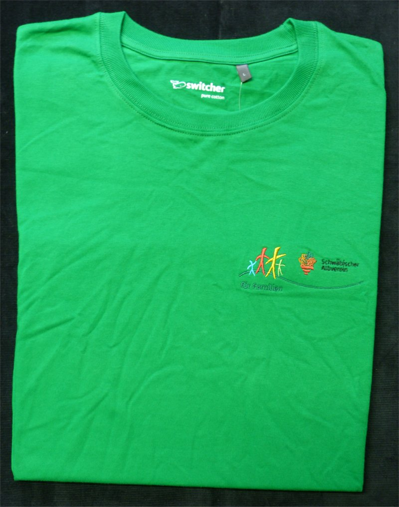 T-Shirt Familien im Albverein