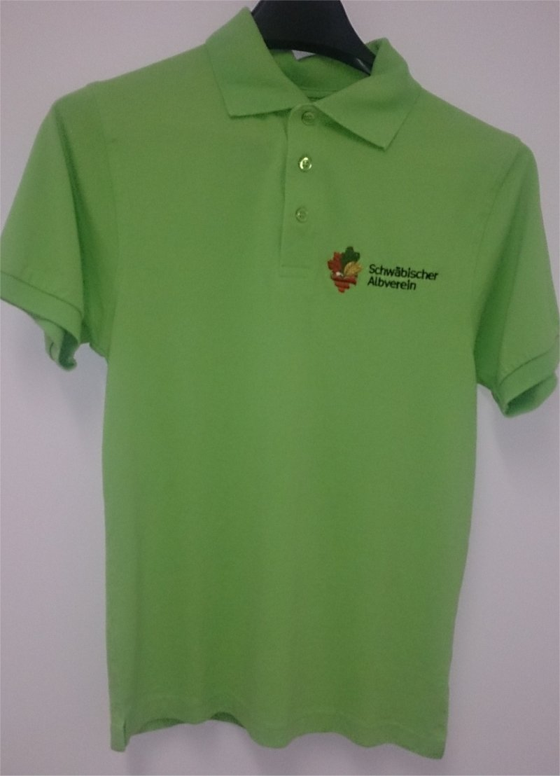 AV-Baumwoll-Poloshirt Gr. S