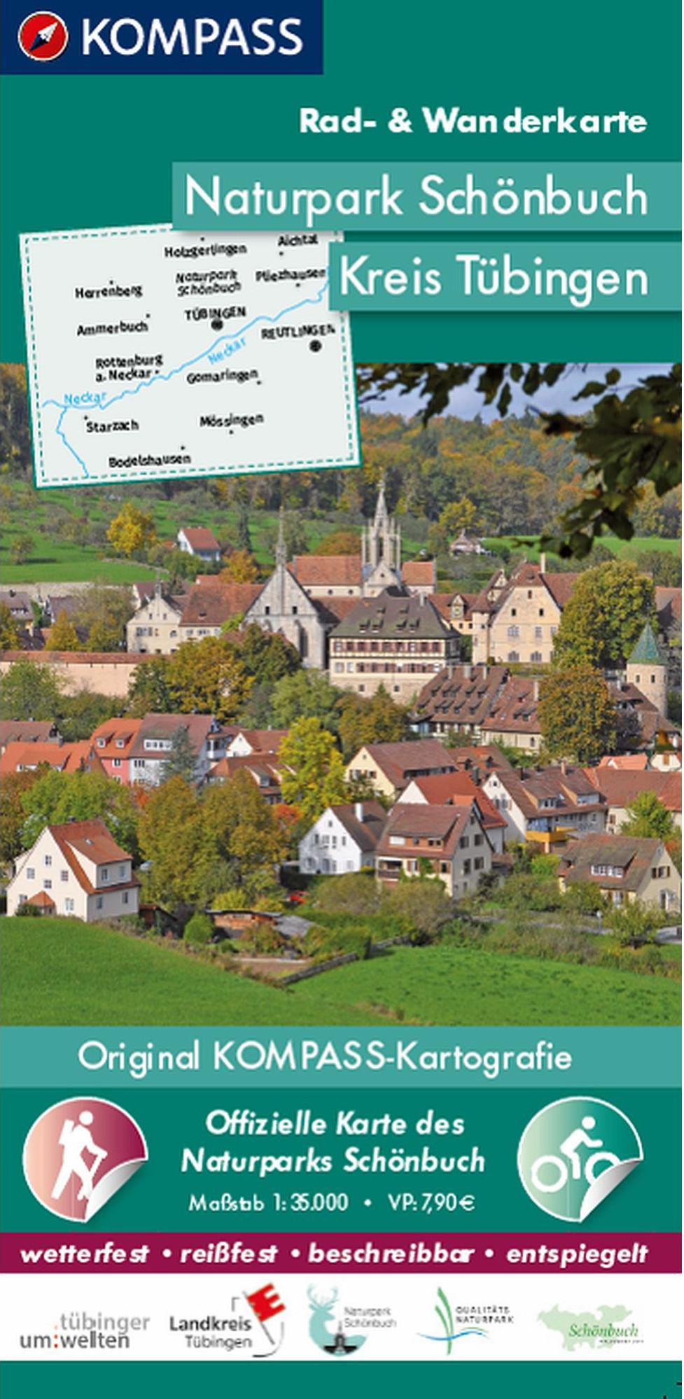 Naturpark Schönbuch/Kreis Tübingen