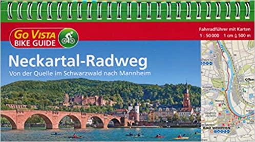 Neckartal-Radweg - Von der Quelle im Schwarzwald nach Mannheim