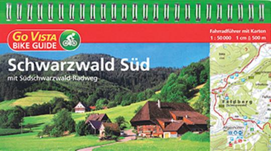 Schwarzwald Süd mit Südschwarzwald-Radweg