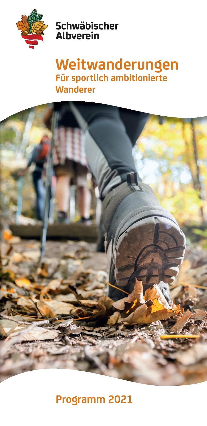 Weitwanderungen - Für sportlich ambitionierte Wanderer