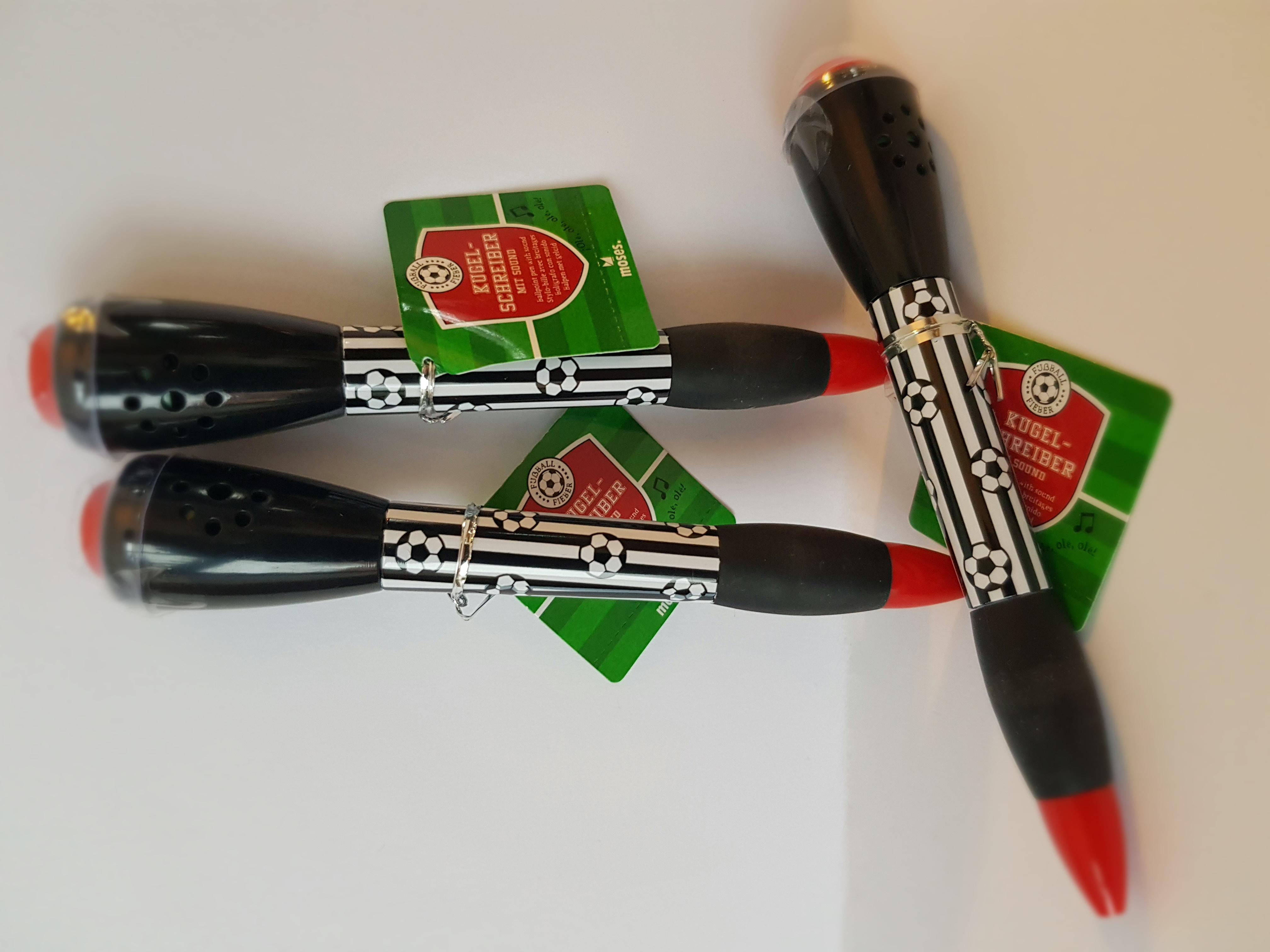 Kugelschreiber mit Sound