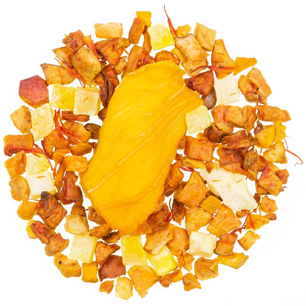 Indische Mango mild natürlich Früchtetee - 100g - Cover