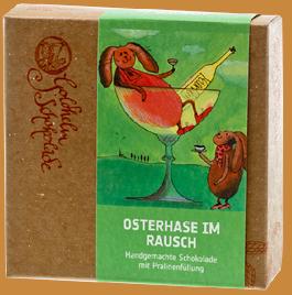 Osterhase im Rausch - Canache - ca. 100g