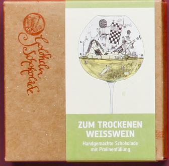 Zum trockenen Weisswein - Canache - ca. 100g