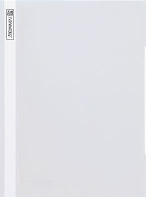 Schnellhefter weiß PP 102010900