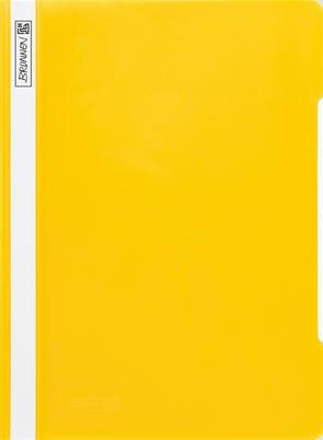 Schnellhefter gelb PP 102010910