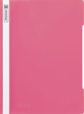 Schnellhefter rosa/eosin PP 102010926