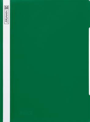 Schnellhefter grün PP 102010950
