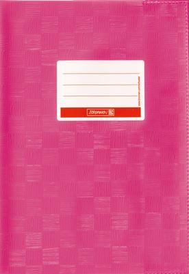 Hefthülle A4 pink Folie mit Schild 104052464