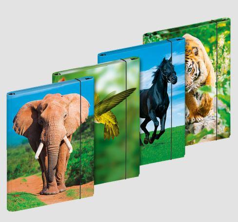 Heftsammler A4 Tiere sortiert 1041646