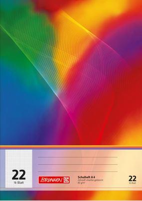 Schulheft A4 Lineatur 22 16 Blatt 104492202