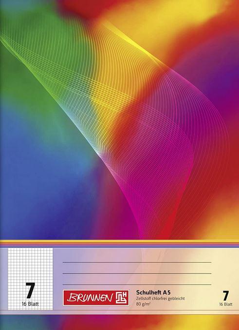 Schulheft A5 Lineatur 7 16 Blatt 104590702