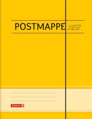 Postmappe A4 Gummizug 104709410