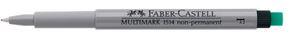 FABER-CASTELL NonPermanent-Marker MULTIMARK F, schwarz // 5652692