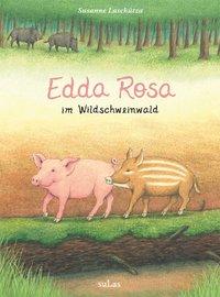 Edda Rosa im Wildschweinwald