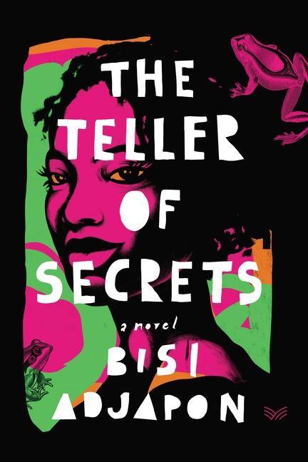 The Teller of Secrets - Cover