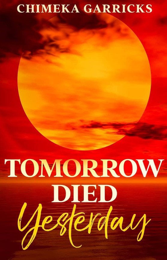 Tomorrow Died Yesterday - Cover