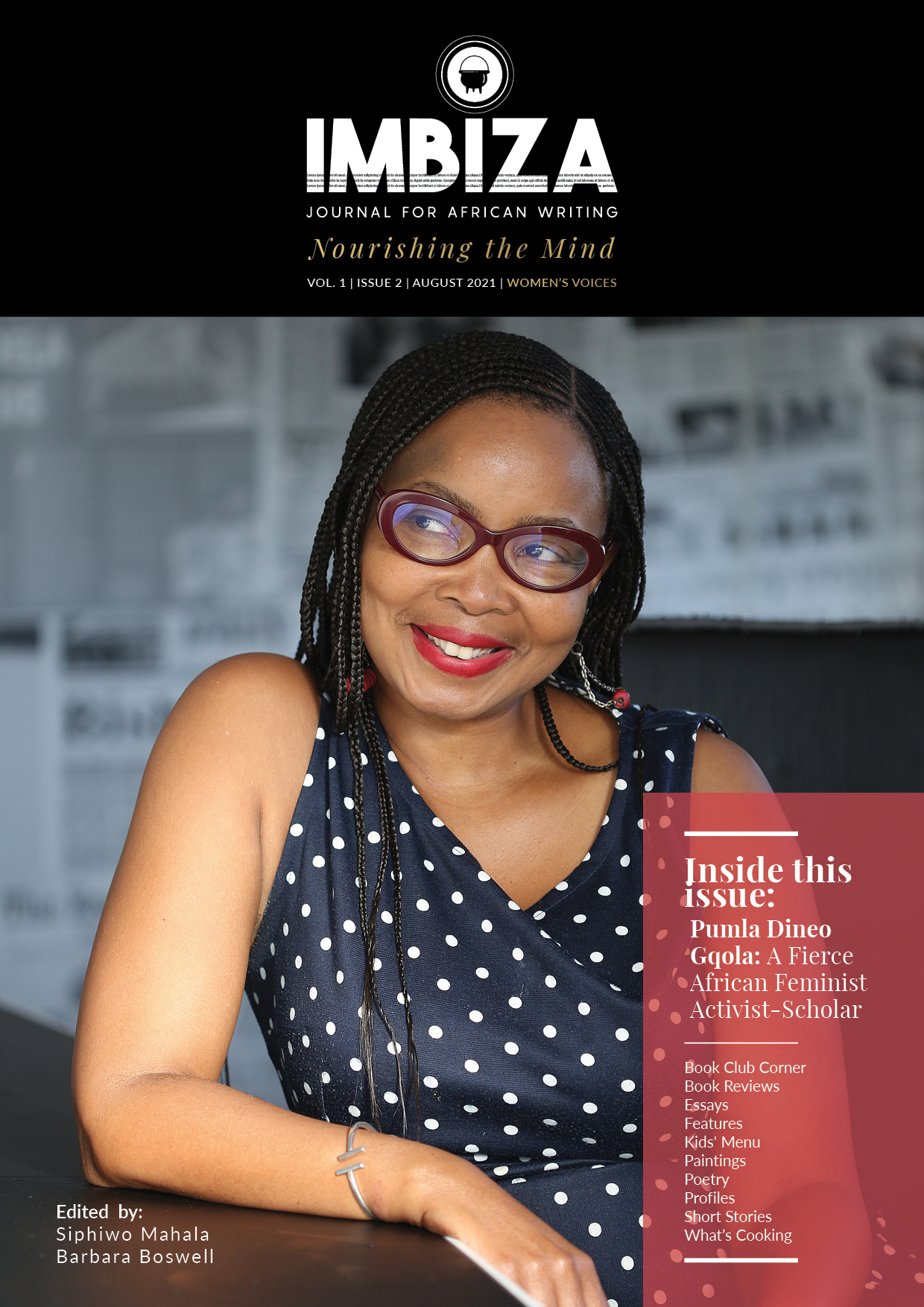 Imbiza - Journal for African Writing