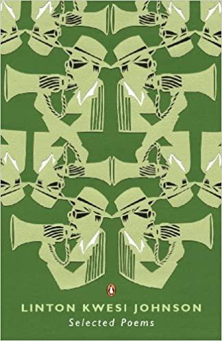 Linton Kwesi Johnson - Selected Poems - Cover