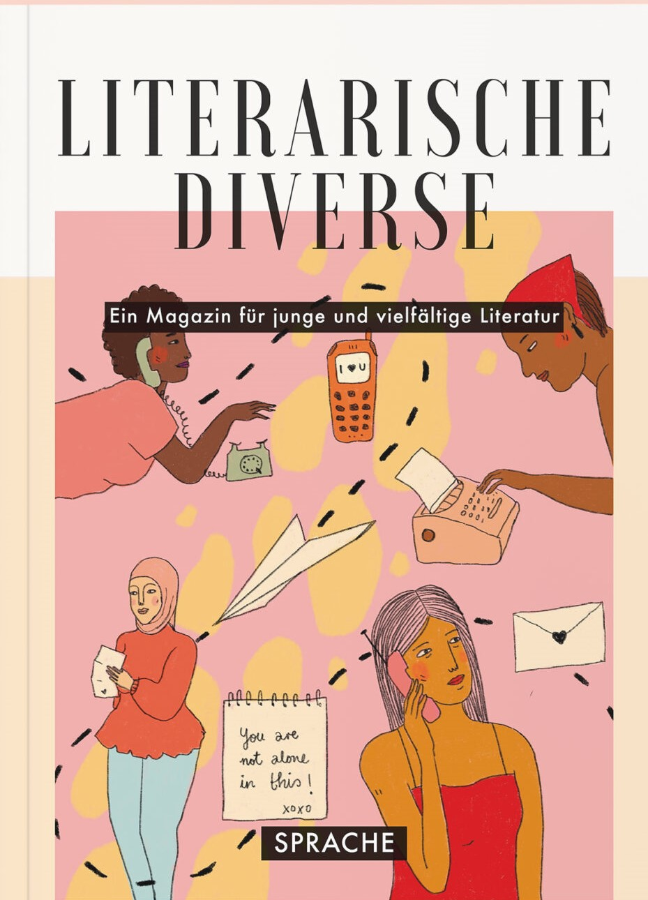 Literarische Diverse N°2 - Sprache