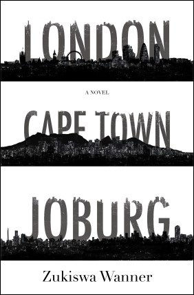 London Cape Town Joburg - Cover