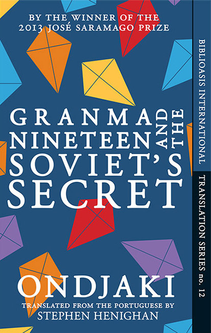 Granma Nineteen and the Sovjet's Secret - Cover