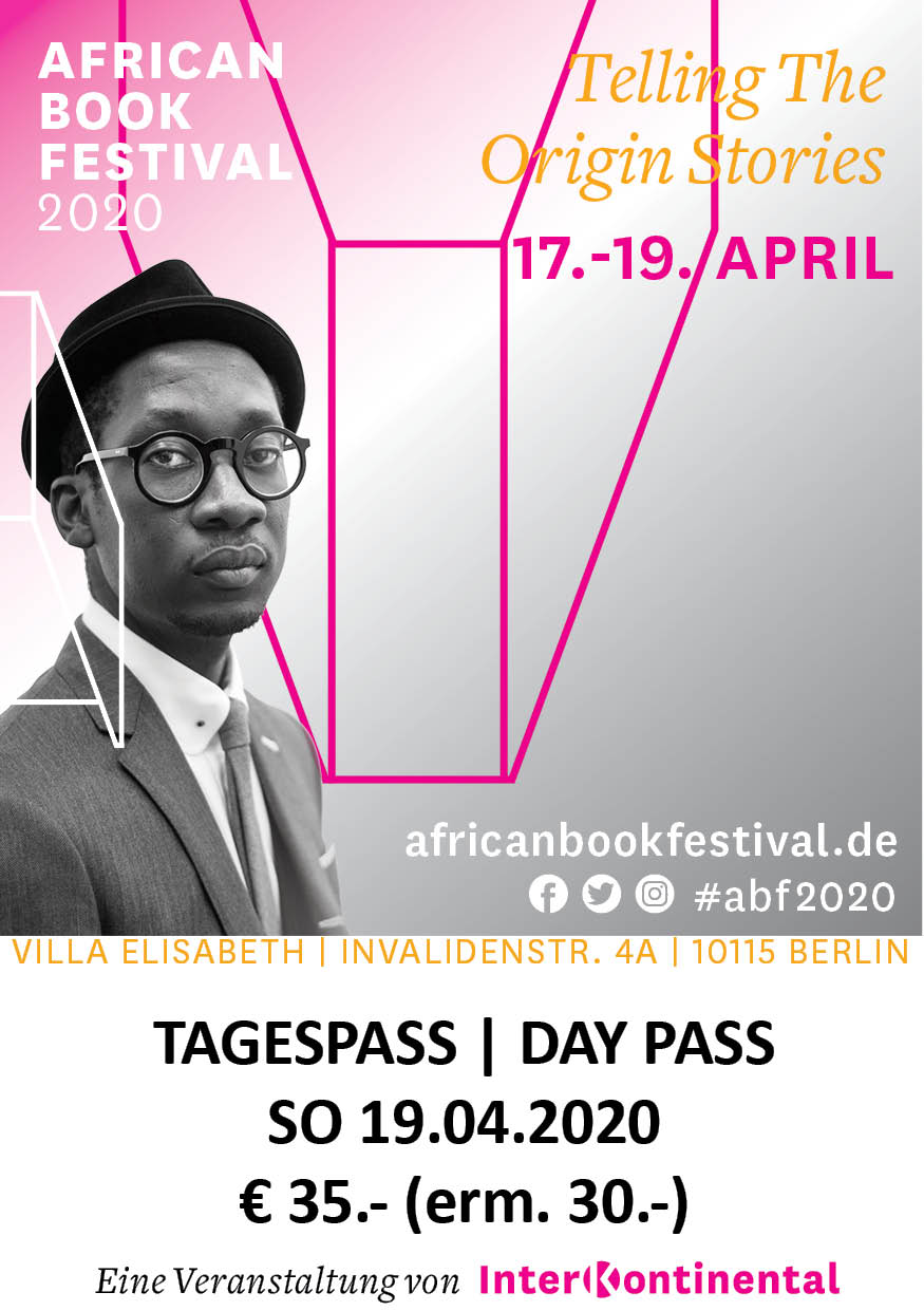 Tagespass (erm.) | Day Pass (red.) 19.04.2020