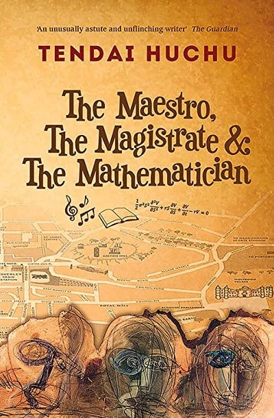 The Maestro, The Magistrate & The Mathematician  - Cover