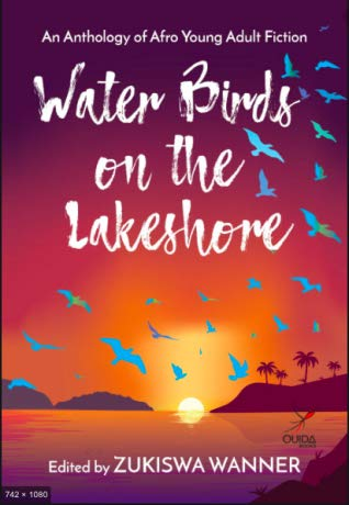 Water Birds On The Lakeshore