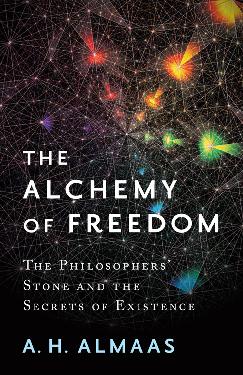 The Alchemy of Freedom - Cover