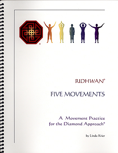 The Five Movements, Booklet