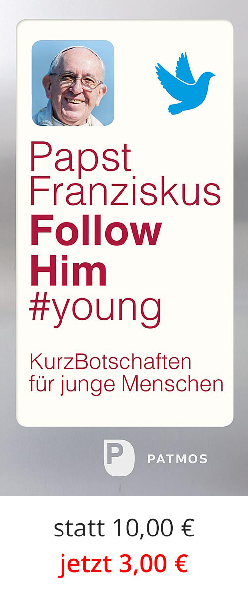 Follow Him #young - Cover