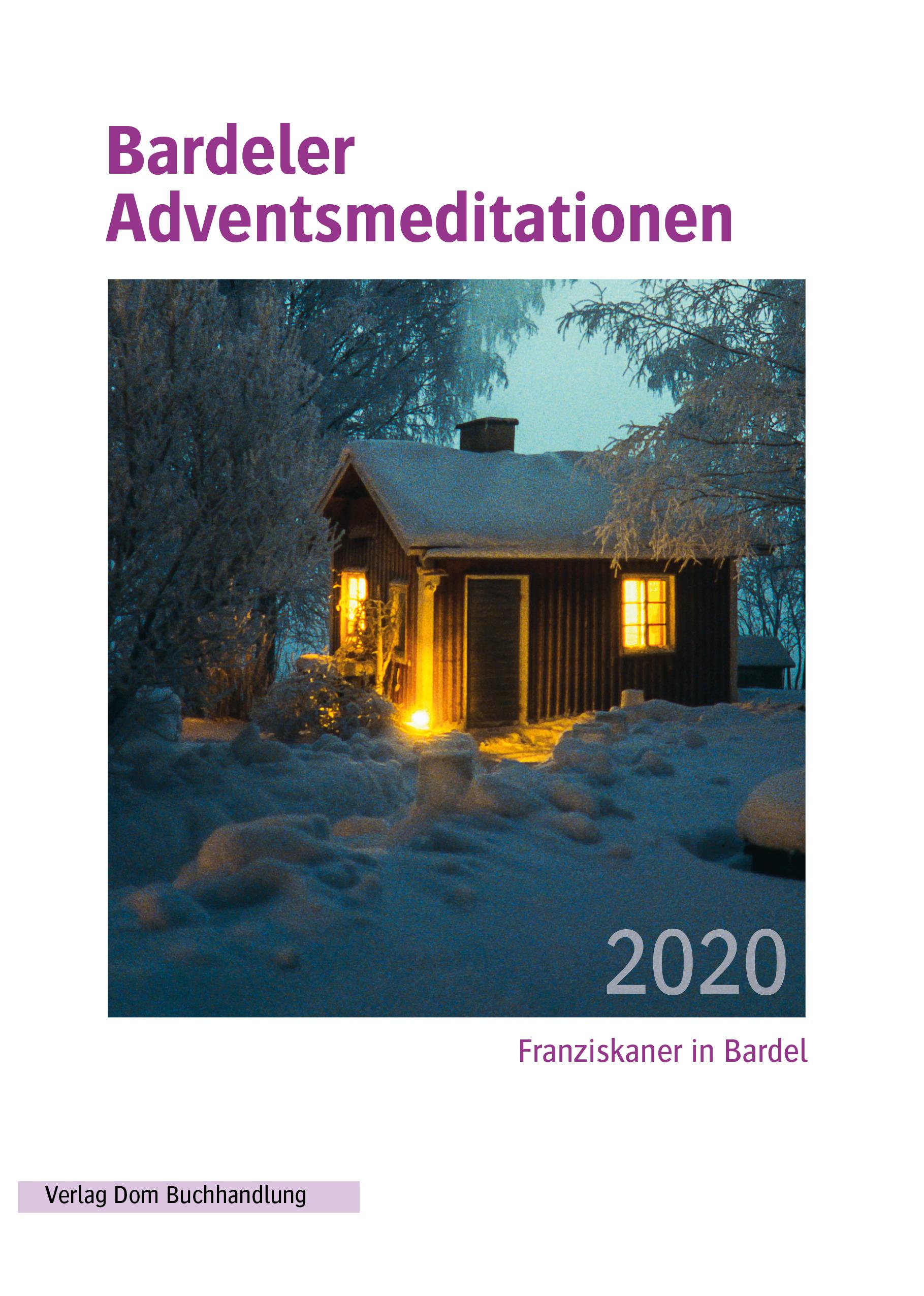 Bardeler Adventsmeditationen 2020