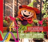 Der neue Zauber - Ein Lächeln für Bad Iburg - Cover