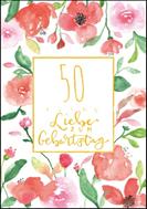 50 - Alles Liebe zum Geburtstag