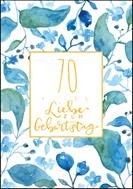 70 - Alles Liebe zum Geburtstag