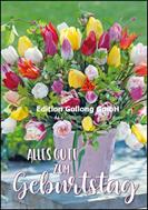 Alles Gute zum Geburtstag - Tulpenstrauß