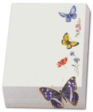 Schmetterlinge und Blüten