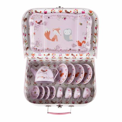 sass & belle Picknick Köfferchen Tee-Set