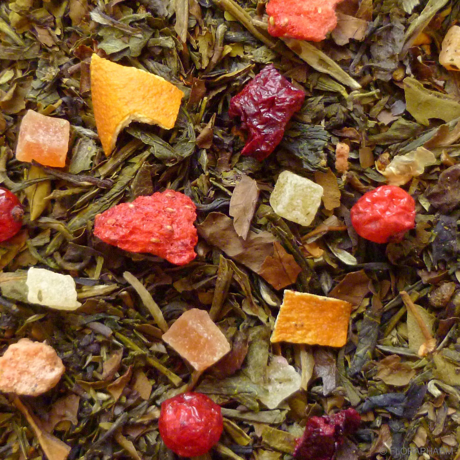 Weißer Tee Tempel der Liebe natürlich 100g