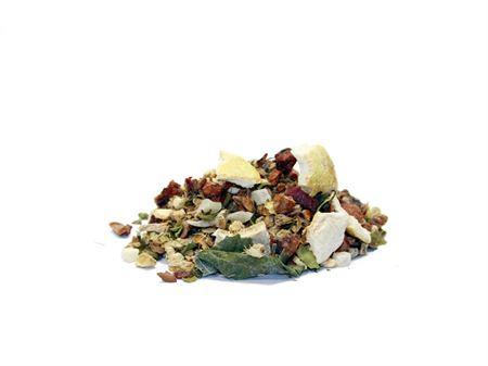 Früchteteemischung Ingwer-Basilikum-Zitrone 100g