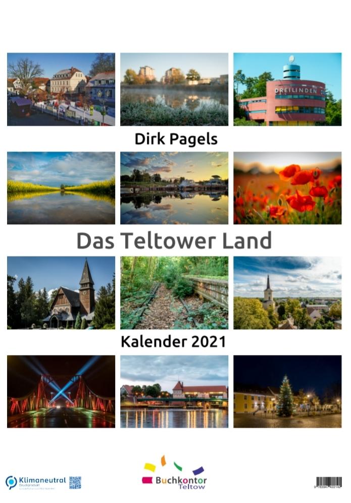 Das Teltower Land 2021 - Kalender