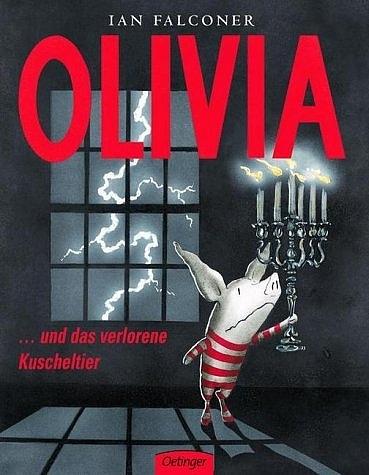 Olivia und das verlorene Kuscheltier