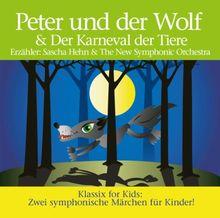Peter und der Wolf-Karneval der Tiere
