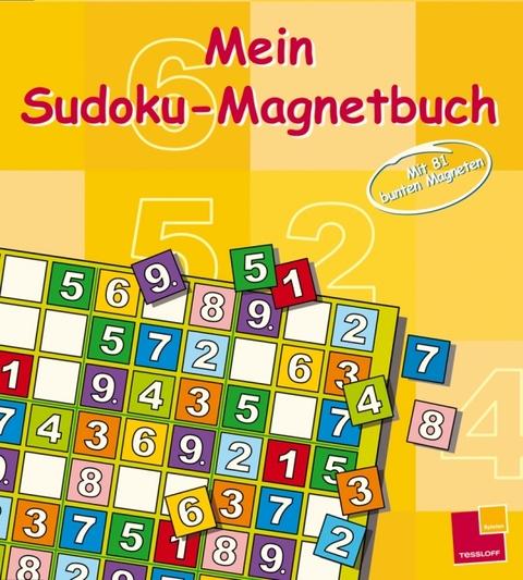 Mein Sudoku-Magnetbuch