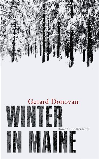 Winter in Maine