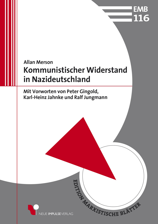 Kommunistischer Widerstand in Nazi-Deutschland
