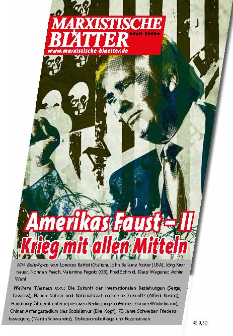 Amerikas Faust II